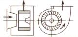 図:片吸込略図